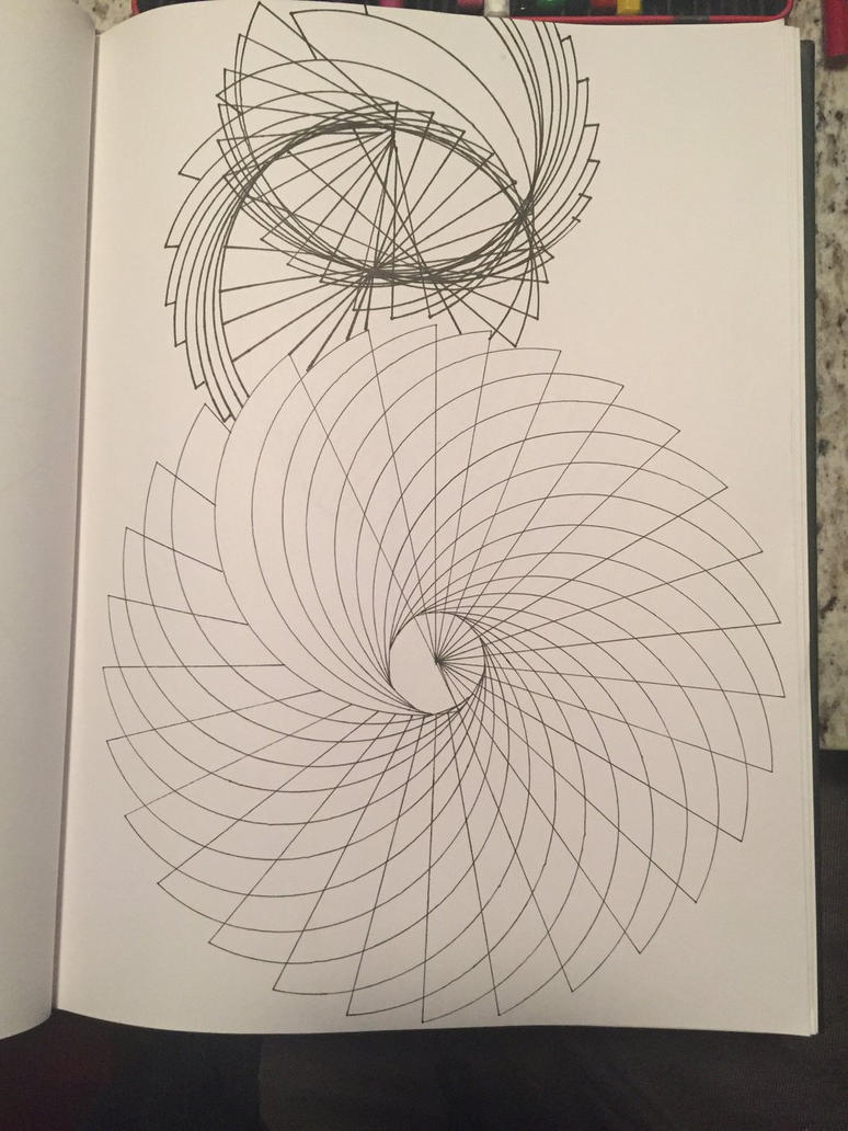 The uncertainty of a line by Jasonkirin