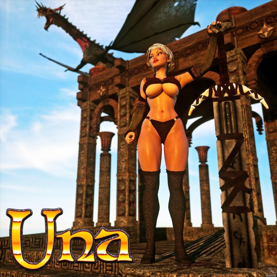 largominus2004's UNA by gazukull