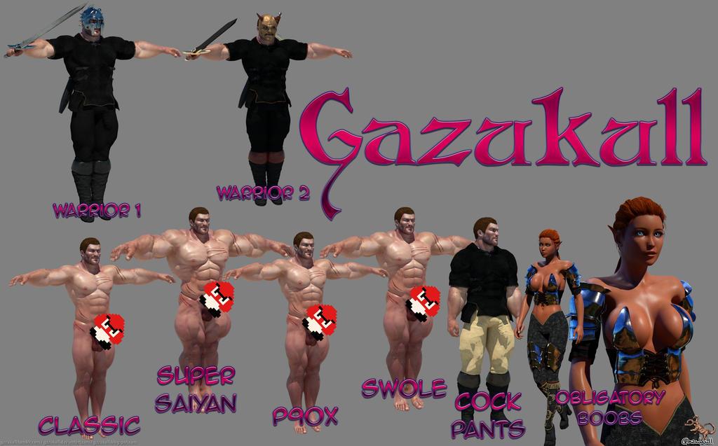 Gazzy G2M Conversion by gazukull