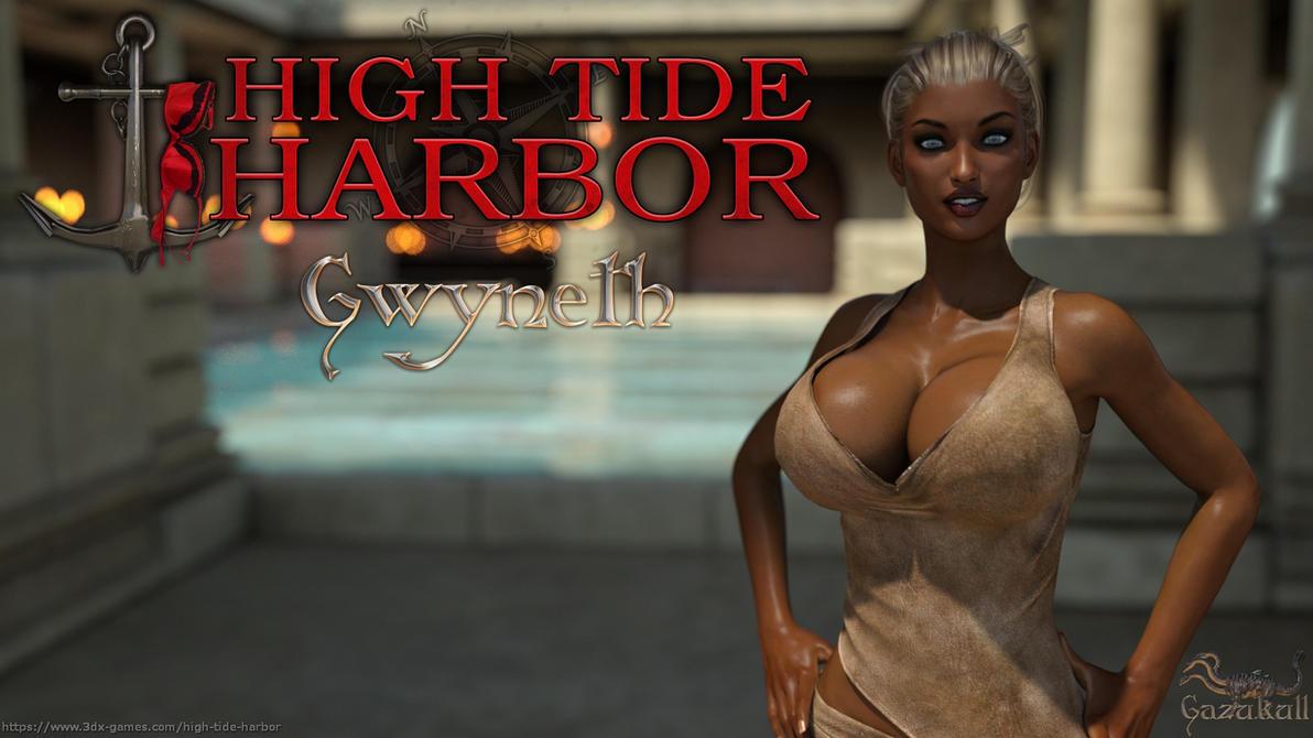 High Tide Harbor: Gwyneth by gazukull
