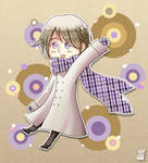 APH- Happy Birthday to Russia~