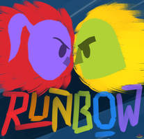 Get Ready to Runbow! by Sylverstone14