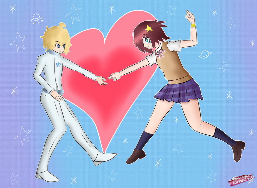 Luluco and Nova by Sylverstone14