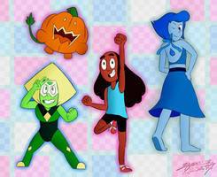 Go Crystal Temps! by Sylverstone14