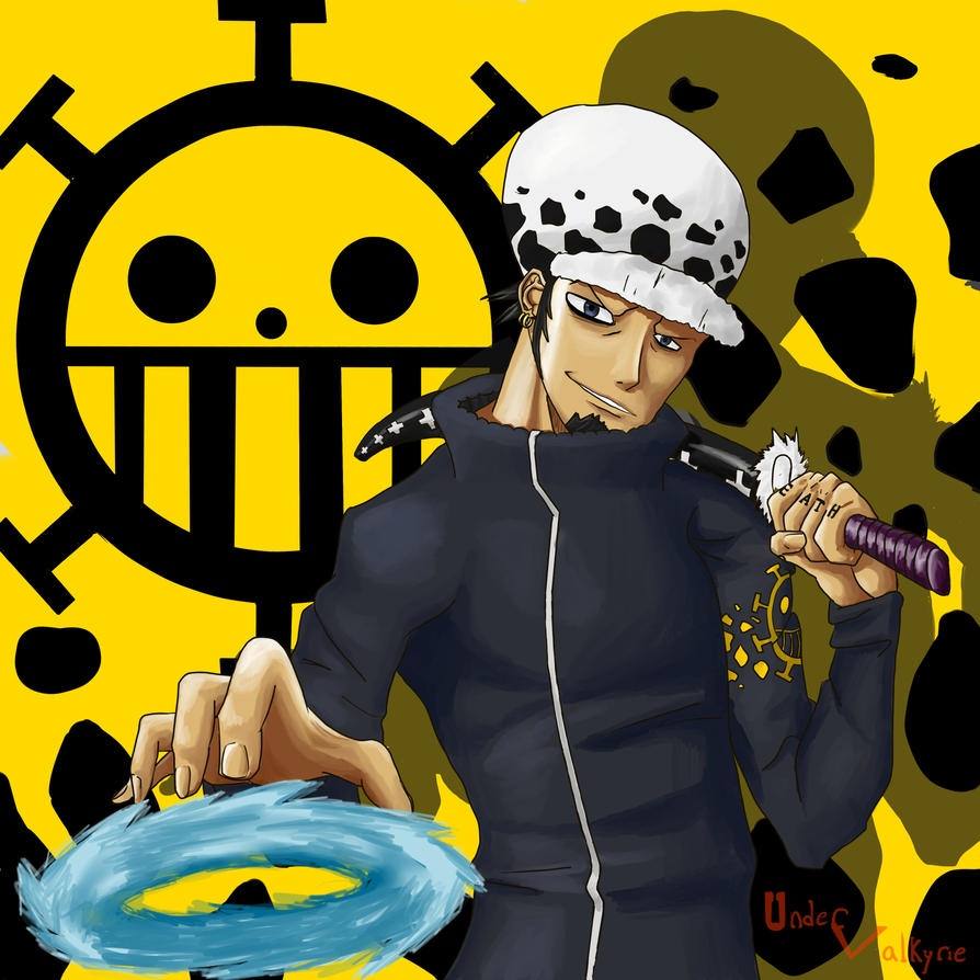 Trafalgar Law - Room by UnderValkyrie on DeviantArt