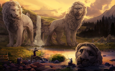 Lionsfall