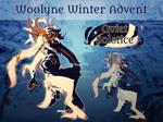 Winter Advent Auction:Quiet Solstice (CLOSED!)