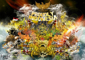Proudly indonesia