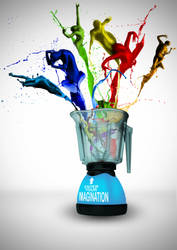 Blender imagination by MAGOTZCORE