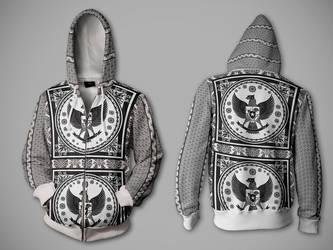 Garuda Pancasila Hoodie by MAGOTZCORE