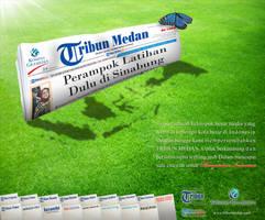 Tribun medan newspaper