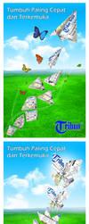Tribun origami by MAGOTZCORE