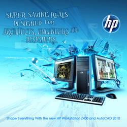 HP Z400 Workstation by MAGOTZCORE