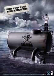 sianida - sustainable seafood