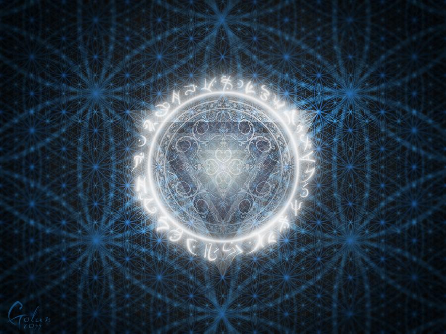 Sacred Geometry by Ghj