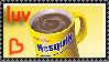 Milk and Nesquik by Amersill