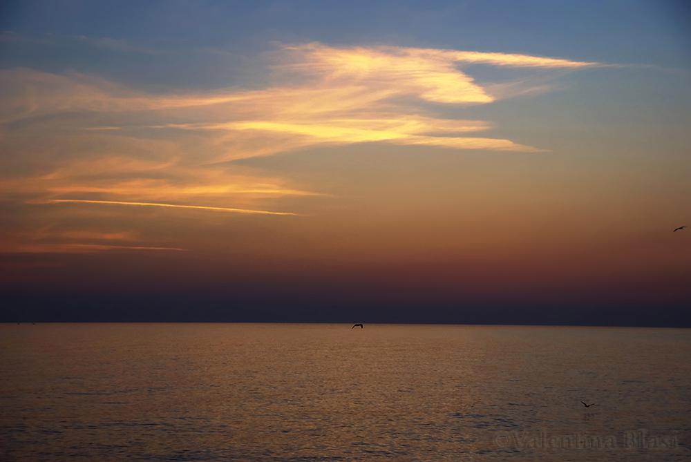 I colori del tramonto by Amersill