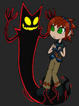 Scarry Shadow is Scarry..