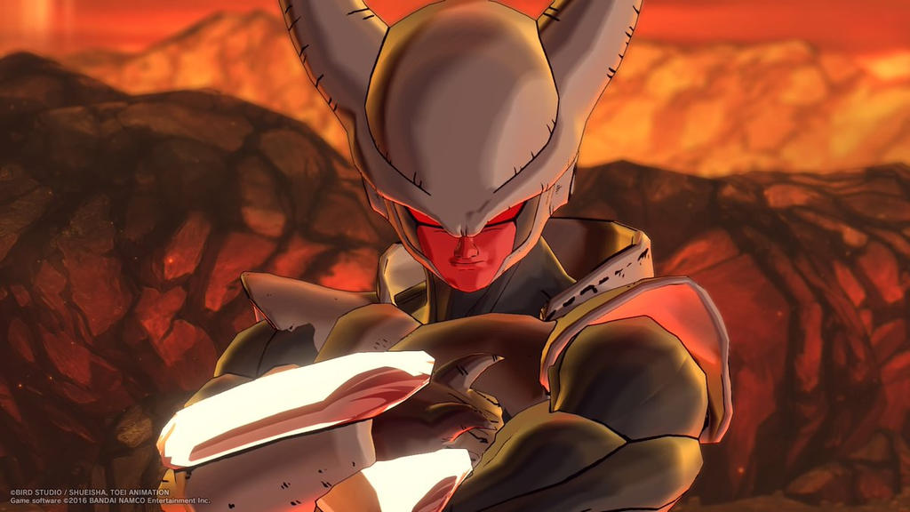 Dragon Ball Xenoverse 2: Azazel by DarkSamurai19