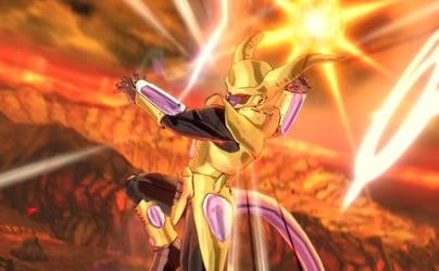 Dragon Ball Xenoverse 2: Azazel by SilentNamekian