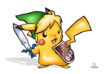 The Legend of Pikachu by StarlitEspresso