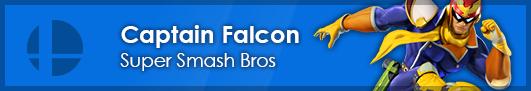 Captain Falcon [Emblem]