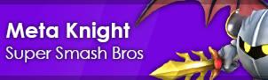 Meta Knight [Emblem]