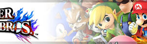 Super Smash Bros Wii-U 3DS [Emblem]
