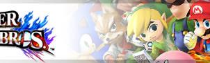 Super Smash Bros Wii-U 3DS [Emblem] by StarryLatte