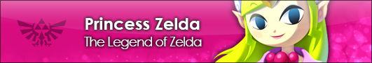 Princess Zelda [Emblem]