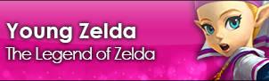 Young Zelda [Emblem]