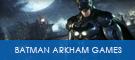 Batman Arkham Games | Stamp by DruggedGuardian