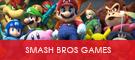 Smash Bros | Stamp by DruggedGuardian