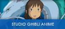 Studio Ghibli | Stamp by DruggedGuardian