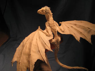 Rhaegal Daenerys Commission Primered version v 2 by RavendarkCreations