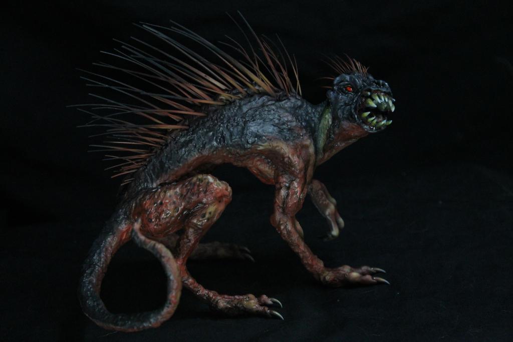 El Chupacabra 2 by RavendarkCreations