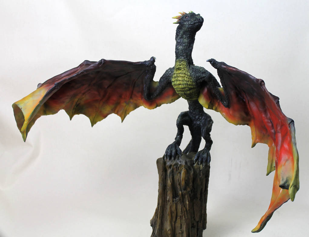 Dragon Week Day Five: Limited Edition Drogon 3 by