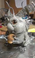 Cyclops Squirrel WIP