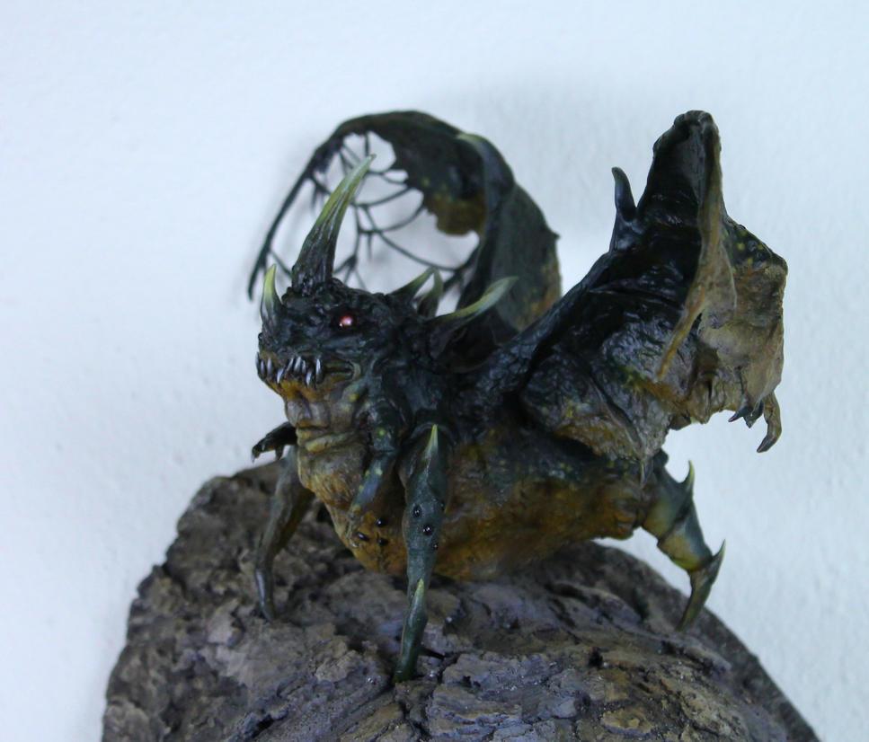 Villoingt Demon by RavendarkCreations