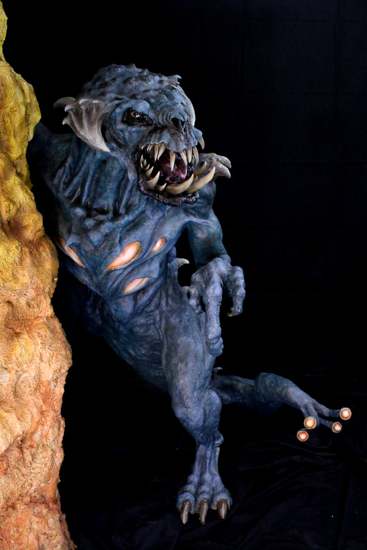 Kaiju Monster Shadowflash 2 by RavendarkCreations