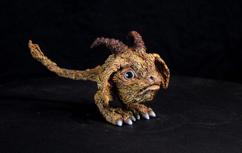 Wimperkin Satyr Mouse by RavendarkCreations