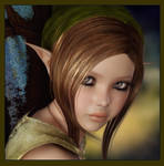 A cute little Fairy by P3DesignPromotions