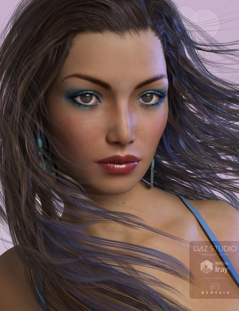 VHP3D Angelique by P3DesignPromotions