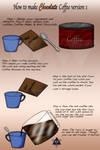 How to Make Chocolate coffee version 1