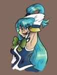 Aqua Arm by xyte