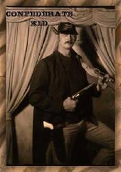 Me Steve - Confederate Kid