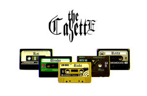 the CasettE - A Visual Parody of the GazettE by AstralSoup