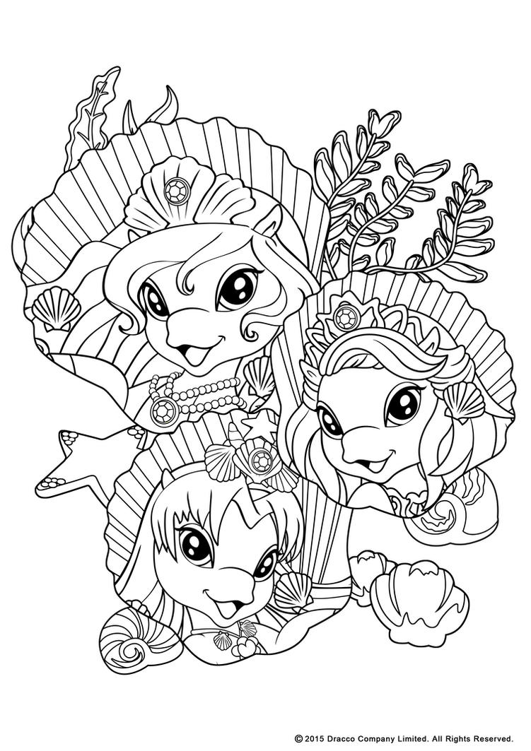 My Filly World Pony Toys Coloring Pages Mermaids 2 By My Pony Coloring Pages Princess Filly Free Coloring Sheets
