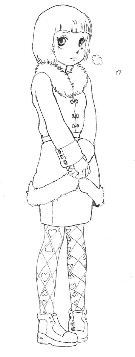 pencil doodle. by CountCarbon