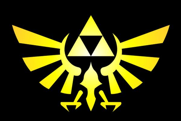 Zelda Hylian Crest Belt Buckle